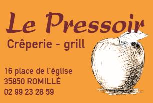 Créperie Le Pressoir